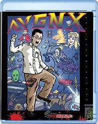 AVGN X Collection (Blu-ray) Temporary cover art