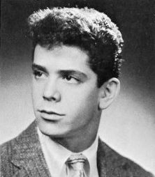 i ❥ ♪ Lou Reed  Source: The 1959 Voyageur, yearbook of Freeport High School, Freeport, New York. Author Freeport High School.