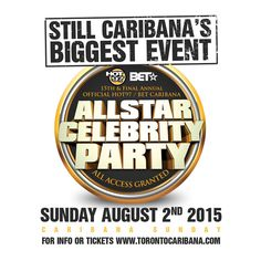 15TH ANNUAL HOT97 / BET ALL STAR CELEBRITY PARTY