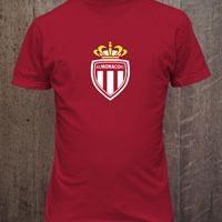As Monaco FC France T shirt Soccer Football from World soccer t shirts Kashima Antlers, As Monaco, Soccer, Football, Mens Tops, T Shirt, Handmade, France, Club