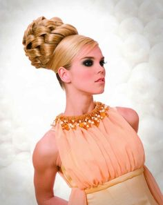 best bridal hairdo designed by Patrick Cameron Best free video tutorial