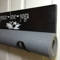 A personal favorite from my Etsy shop https://www.etsy.com/listing/234431865/yoga-mat-holder-handmade-yoga-mat-bag