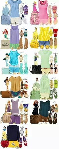 Disney bounding? Www.cupcakecastlestravel.com/lisa.htm