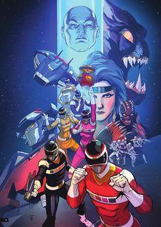 Power Rangers Lost Galaxy, Power Rangers Fan Art, Saban's Power Rangers, Power Rangers In Space, Mighty Morphin Power Rangers, Read Comics Online, Power Man, Marvel Heroes, Anime