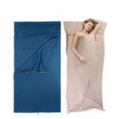 Traveling Kindlyperson Sleeping Bag Liner Hotels /& Backpacking,Brown Portable Lightweight Sleeping Sack for Camping Soft Breathable Microfiber Fleece Sleeping Bag Liner