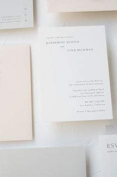 421 Best Modern Wedding Invitations
