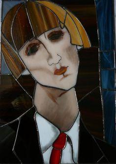 Potrait madam Kisling - Amadeo Modigliani ~Repinned Via Inmo Cheong