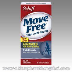 Move Free Advanced – Hỗ trợ điều trị các bệnh về khớp