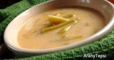 Férjem, aki nem igazán rajong a levesekért, ezt mindig szívesen kanalazgatja.  Nagyon egyszerűen és hamar elkészíthető. A tejföltől igazán k...