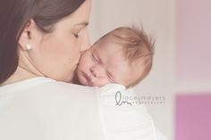 newborn by Lacey Meyers