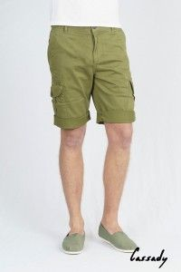 Men's People's Army Sateen Cassady Short WAS £65 NOW £40 Available Now at Monkeegenes.com