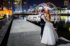 Melbourne is known in the past as the Garden State, The Fashion Capital, The Restaurant Capital and the place to get the best coffee in the world. So we who live here are very lucky. It's beautiful. It also has many amazing photo locations for your wedding day. Here are our top  locations to capture the essence of Melbourne featuring our RC Real Brides.