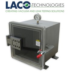 "LVC121212-3122-CI 12"" X 12"" CI VACUUM CHAMBER (ACRYLIC DOOR/SS BODY) - LACO's Cube Industrial (CI) series vacuum chambers feature cube design with aluminum or stainless steel construction. The 12"" x 12"" x 12"" stainless steel body with a clear acrylic door allows for a easy viewing of your application.  #vacuumchamber http://www.lacotech.com/vacuumchambers/stainlesssteelcubicchambers/cubeindustrialvacuumchamber+lvc121212-3122-ci.aspx"