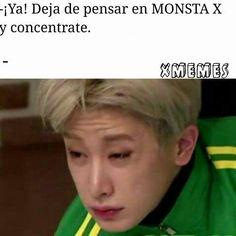 Memes de Monsta X 「2」 - pensar - Wattpad