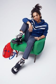 When Luka Sabbat Goes Low, He Also Goes High | GQ
