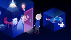 Matthias Hoegg - Upstairs. Matthias Hoegg and Not To Scale have just finished a cool little short film for Random Acts season on Channel 4 –...