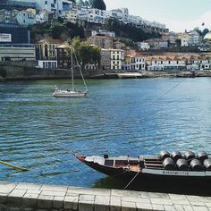 Looking forward to being in #porto again. #douro #rabelo #portwine by ninalalelu