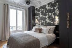 Parisian Apartment, Paris Apartments, Bedroom Furniture Design, Master Bedroom, New Homes, Interior Design, Architecture, House, Home Decor