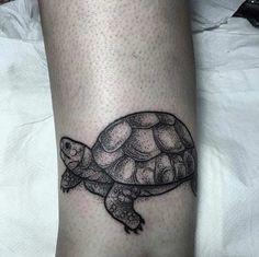 45 Dazzling Dotwork Animal Tattoos