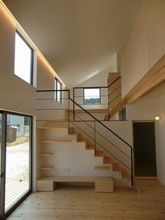 Splow House, Loft House, House Stairs, Tiny House Living, Home Stairs Design, Home Interior Design, House Design, Model House Plan, House Plans
