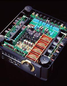 BC-1 MK-II Control Amplifier from Bridge Audio Laboratory - BAlabo