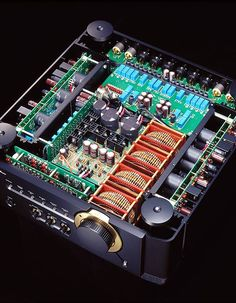 Hypex NCore 400 Amplifier Enter a great Class D amplifier from the