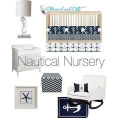 Nautical Nursery - Kiddos at Home
