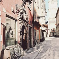 {take me away № 41 | city guide № 7 : stockholm, sweden} by {this is glamorous}, via Flickr