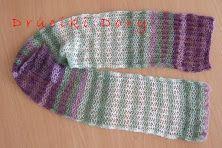shawl / szal / druty / knitting / Druciki Dory