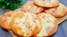 Vynikajúci recept na jemné domáce pečivo so syrom, ktoré je skvelou náhradou za kupované pečivo z obchodu. Pita Bread, Instant Yeast, Turkish Recipes, Dry Yeast, International Recipes, Cheddar Cheese, Bread Recipes, Ham, Muffin