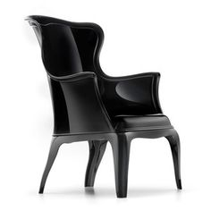 OK so first off it has my name and 2nd its SO EFFIN CUTE! And its plastic...smh...Pasha Armchair Black