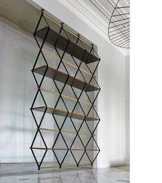 Pietro Russos - shelf system