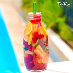Infused Water for glowing skin and weight loss
