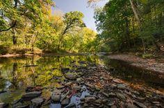 Evansburg State Park, PA