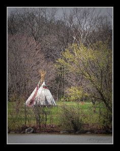 Teepee by bob from dublin, via Flickr