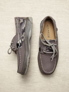 Boys Topsider Bluefish by Sperry