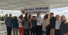 Former Kentucky coach Rick Pitino and the 1996 national champion Wildcats…