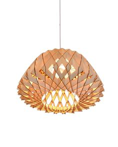 Wooden Bird Nest Modern Design Hanging Pendant Lamp is handsome, stylish designed, warm allure suitable for living rooms, kitchens, dining rooms and   entryways. Its smooth, subtle looking is just great for a number of interior design schemes. Unique wooden   pendant lamp not just provides you warm lights, but also decorates your house stylish.