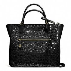 c2d24b85d8 POPPY SMALL BLAIRE TOTE IN SEQUIN SIGNATURE C FABRIC Coach Bags