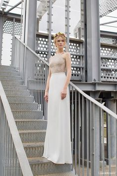 shabi and israel wedding dresses 2015 sheer low cut back with buttons long sleeves chapel train white dress bridal gown