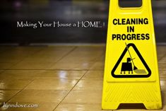 For the past couple of weeks, after our plumbing disaster, we have had our house cleaned from top to bottom. My husband and I lived in a hotel for ten nights until the air quality in our home was …