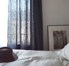 100% Linen Curtains | Rough Linen - Premium, Heavy-weight Linen Drapes