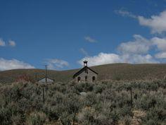 Unionville, Nevada | 19 Stunning Images Of Nevada's GhostTowns