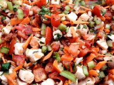 Kimi Werner's Fresh & Simple Ceviche