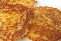 Easy Potato Pancakes Recipe