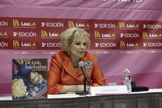 18.05.13_Presentación del libro_Cocina de bárbaras_Sonya Garza_CAG 2 | Flickr: Intercambio de fotos