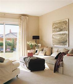 Una casa cosmopolita a las afueras de Madrid · ElMueble.com · Casas