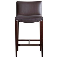 Thank you Dering Hall for including our Discrete Bar Chair in your Stylish Counter & Bar Stools post!  interior design, furniture, dining chair, bar chair, barstool, kitchen decor, eat in kitchen, kitchen island, informal dining, breakfast nook, minimalist, transitional design, modern, contemporary, Maxine Snider Inc.