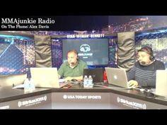 MMA Alex Davis on MMAjunkie Radio