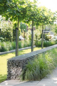 Plant and flower combinations that work well together for creating pretty gardens at front yard Modern Landscape Design, Landscape Plans, Garden Landscape Design, Modern Landscaping, Front Yard Landscaping, Landscape Architecture, Garden Beds, Home And Garden, Back Gardens
